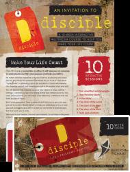 disciple Over-printable Invitations