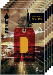 disciple Participant's Guide pack of 5
