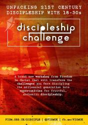 Discipleship Challenge Workshop Handout