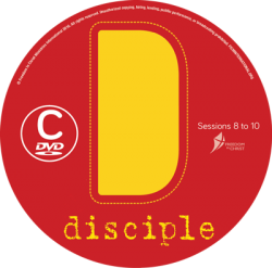 disciple Teaching DVD Replacement Disc C