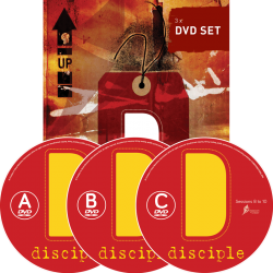 disciple Teaching DVD Set