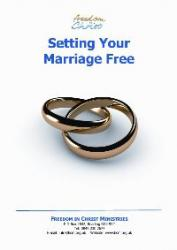 Setting Your Marriage Free - Participant's Guide